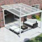 Hochwertige Terrassenüberdachung zusammenstellen